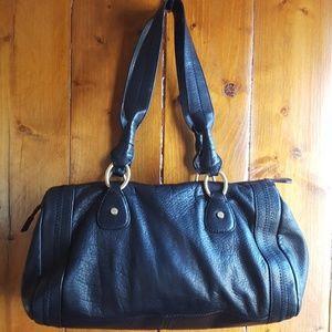 Sigrid Olsen leather handbag
